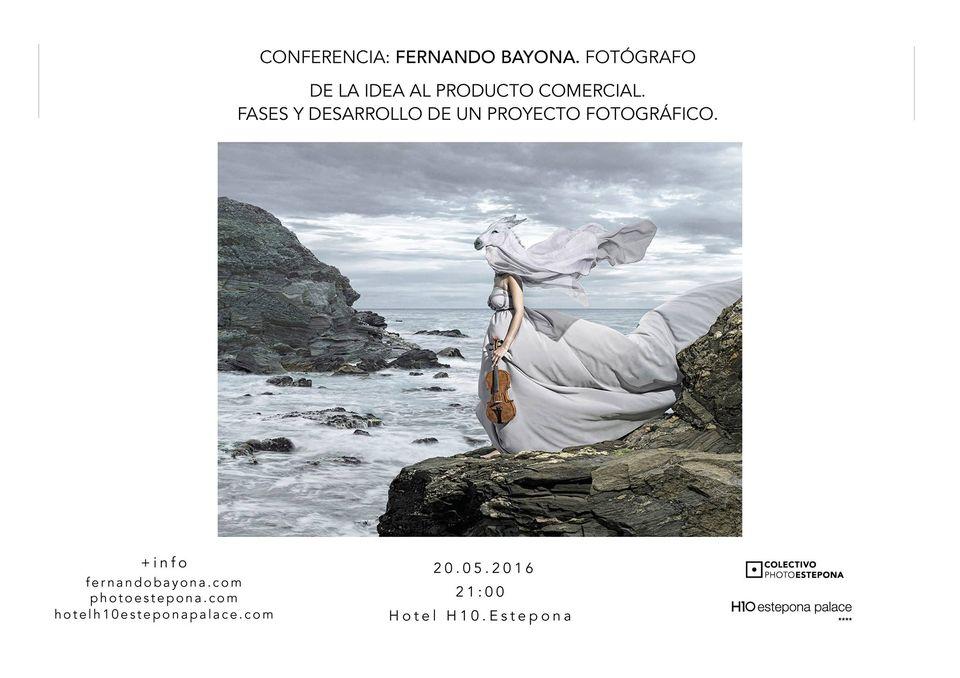 Conferencia Fernando Bayona