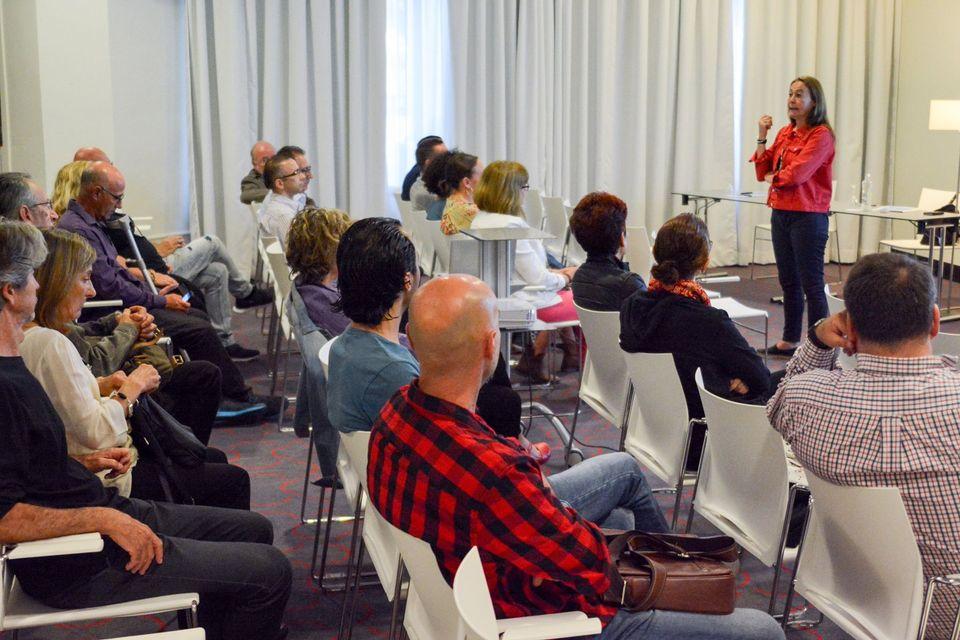 Conferencia Sandra Balsells