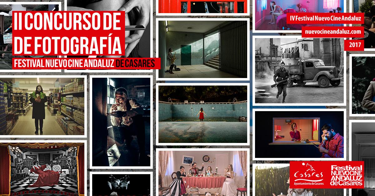 II Concurso de Fotografía Festival Nuevo Cine Andaluz
