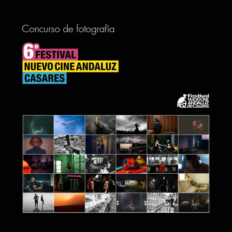 Cartel IV Concurso de Fotografía del Festival Nuevo Cine Andaluz de Casares