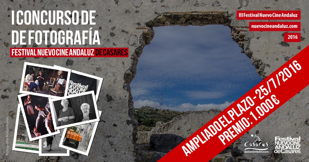 Concurso de Fotografía Nuevo Cine Andaluz