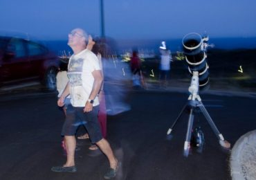 VI Jornada de Observación Astronómica
